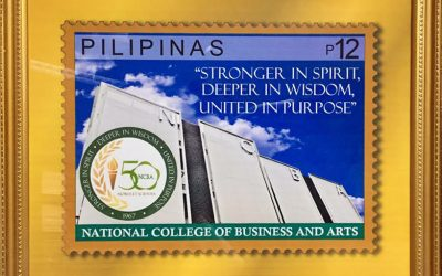 Launching of NCBA's 50th Anniversary Commemorative Stamps