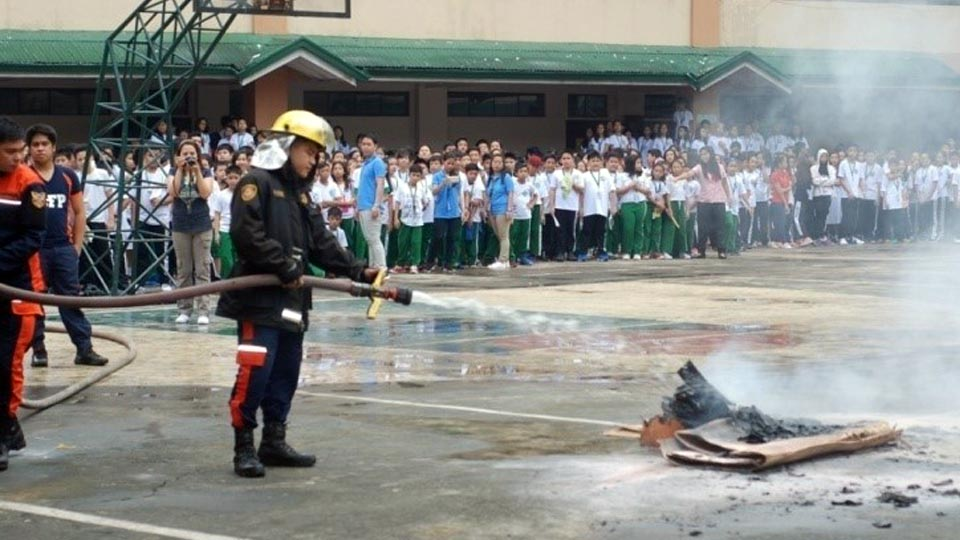 NCBA Fire and Earthquake Drill