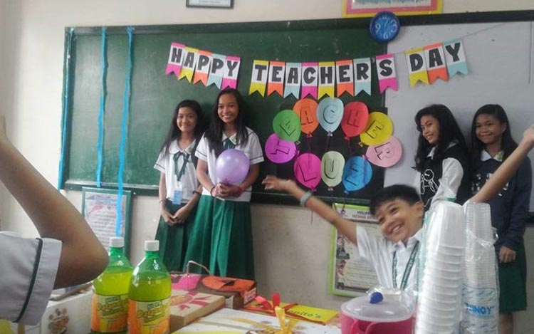 Grade School Teachers' Day | National College of Business