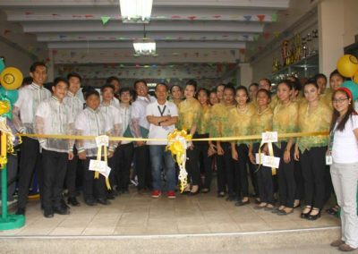Ribbon Cutting (NCBA Fairview)