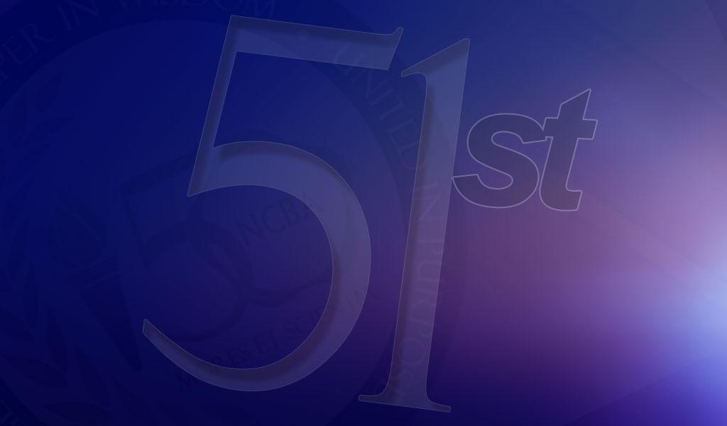 51st Founding Anniversary Schedules
