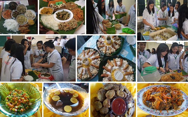 NCBA Cubao Nutrition Month 2017