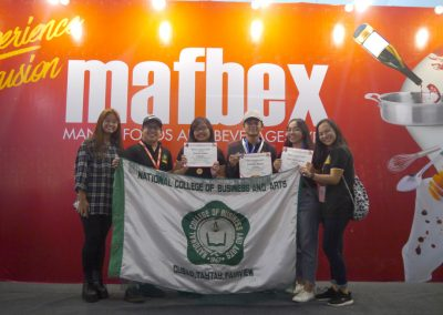 MANILA FOOD AND BEVERAGE EXPOSITION 2019