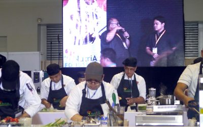 SILVER MEDALIST IN THE PHILIPPINE CULINARY CUP 2019
