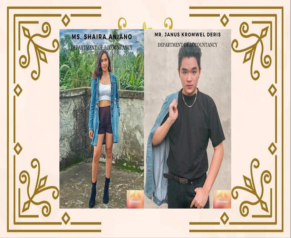 Mr and Ms Intramurals 2020