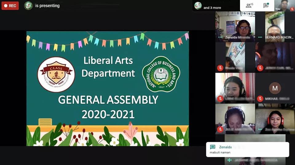 LA General Assembly