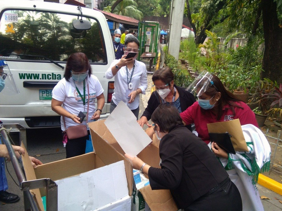 NCBA PGH Donation